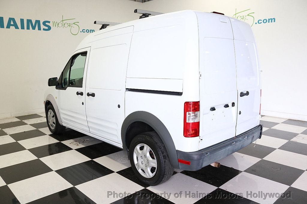 "2013 Ford Transit Connect 114.6"" XL w/o side or rear door glass - 18036548 - 3"
