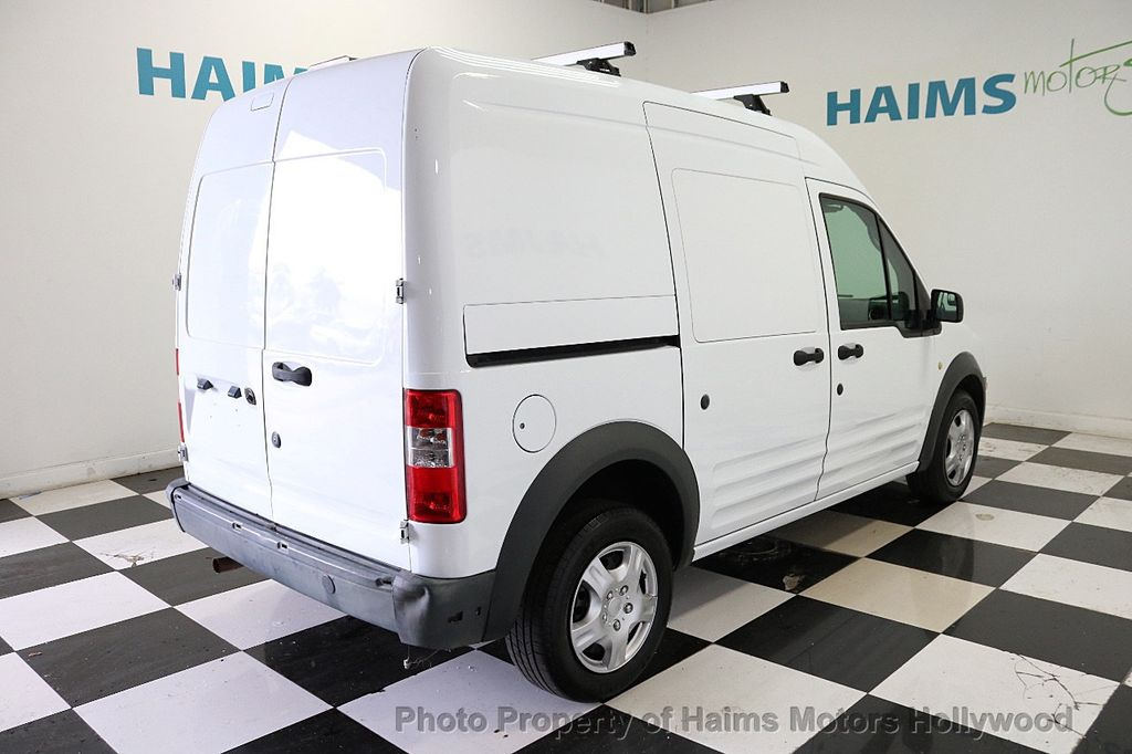"2013 Ford Transit Connect 114.6"" XL w/o side or rear door glass - 18036548 - 5"