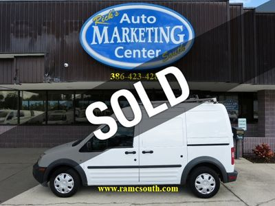 "2013 Ford Transit Connect 114.6"" XL w/o side or rear door glass Van"