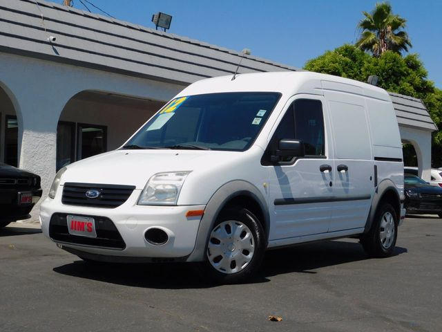 Used Ford Transit Connect >> 2013 Used Ford Transit Connect Xl Cargo Van W Ca 1 Owner At Jim S Auto Sales Serving Harbor City Ca Iid 19133076
