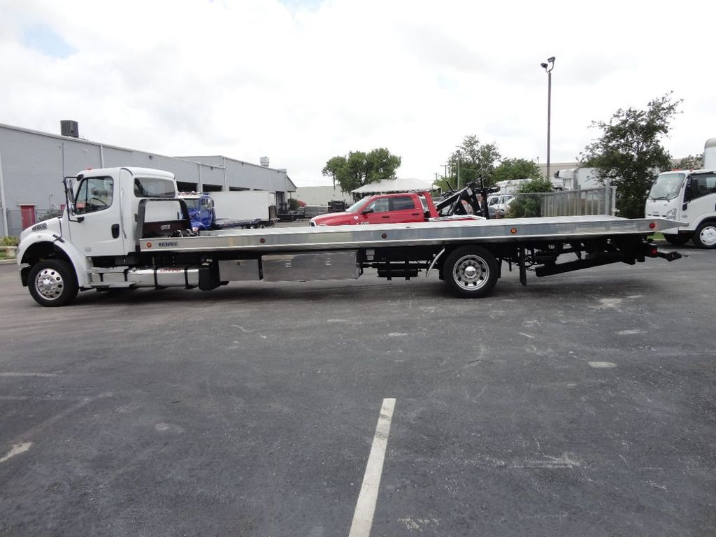 2013 Freightliner BUSINESS CLASS M2 106 CENTURY 3 - CAR CARRIER.. 30FT ALUMINUM DECK. - 17720215 - 9