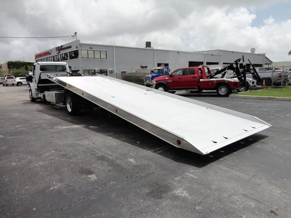 2013 Freightliner BUSINESS CLASS M2 106 CENTURY 3 - CAR CARRIER.. 30FT ALUMINUM DECK. - 17720215 - 12