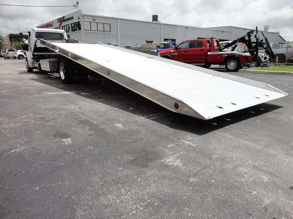 2013 Freightliner BUSINESS CLASS M2 106 CENTURY 3 - CAR CARRIER.. 30FT ALUMINUM DECK. - 17720215 - 32