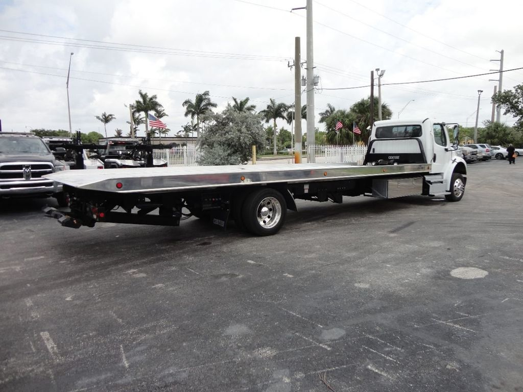 2013 Freightliner BUSINESS CLASS M2 106 CENTURY 3 - CAR CARRIER.. 30FT ALUMINUM DECK. - 17720215 - 5