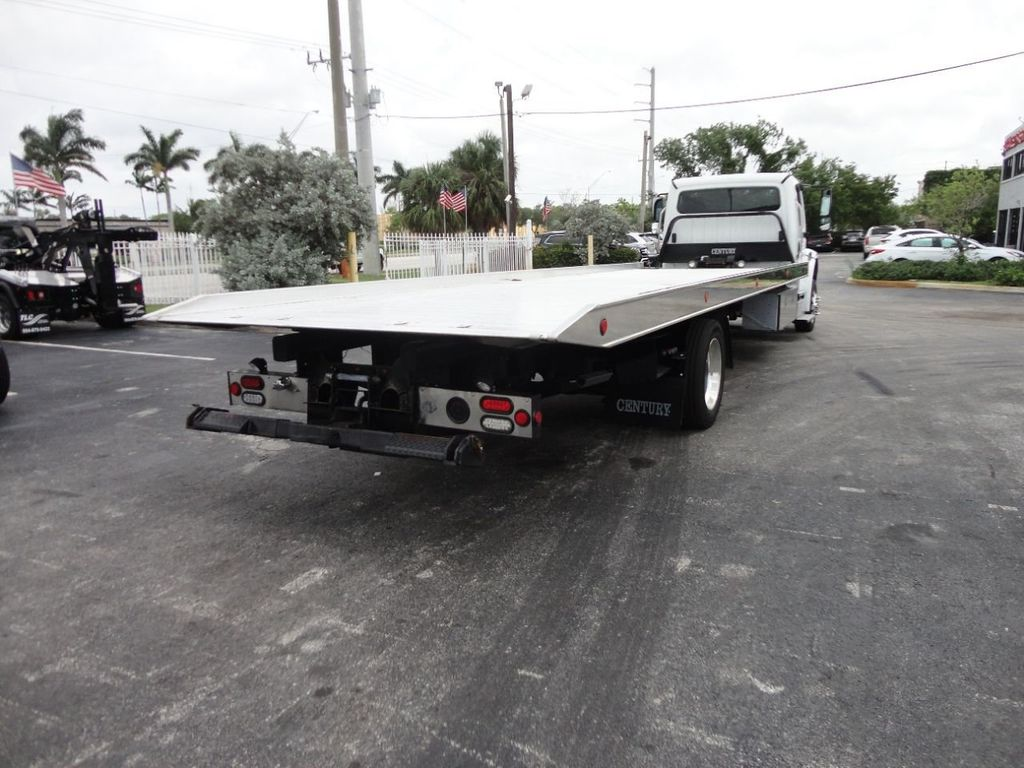 2013 Freightliner BUSINESS CLASS M2 106 CENTURY 3 - CAR CARRIER.. 30FT ALUMINUM DECK. - 17720215 - 6