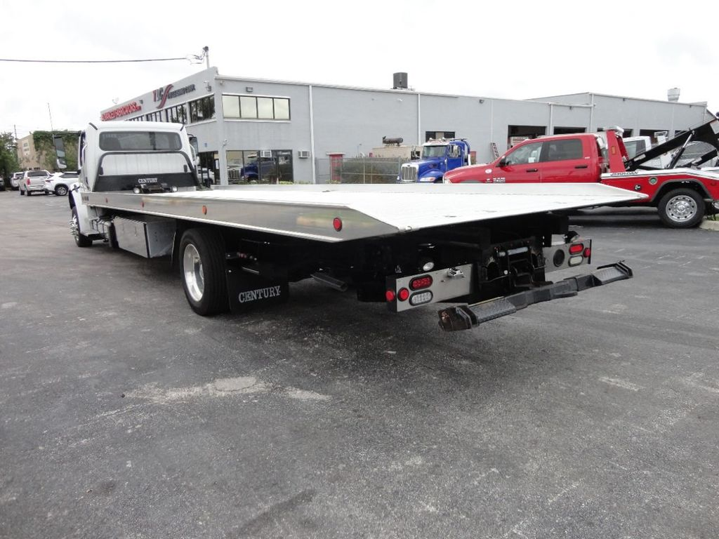 2013 Freightliner BUSINESS CLASS M2 106 CENTURY 3 - CAR CARRIER.. 30FT ALUMINUM DECK. - 17720215 - 8