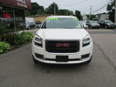 2013 GMC Acadia FWD 4dr SLE w/SLE-1 - Click to see full-size photo viewer