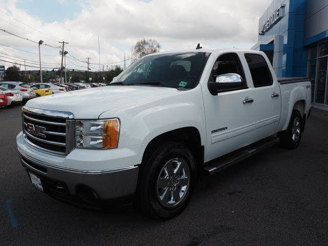 2013 Gmc Sierra 1500 >> 2013 Gmc Sierra 1500 4wd Crew Cab 143 5 Sle Truck Crew Cab Short Bed For Sale Red Bank Nj 23 839 Motorcar Com