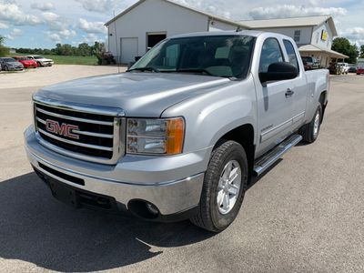 2013 Gmc Sierra 1500 >> 2013 Used Gmc Sierra 1500 4wd Ext Cab 143 5 Sle At L L Auto Sales And Service Serving Carlock Il Iid 19281677