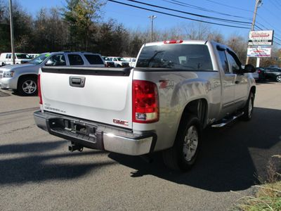 """2013 GMC Sierra 1500 4WD Ext Cab 157.5"""" SLT - Click to see full-size photo viewer"""