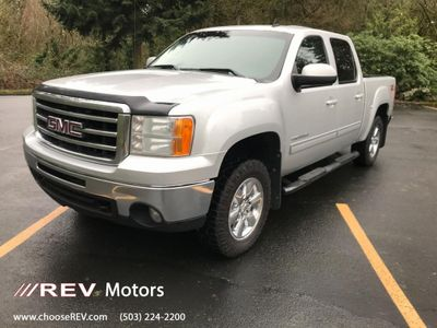 2013 Gmc Sierra 1500 >> 2013 Used Gmc Sierra 1500 Slt At Rev Motors Serving Portland Or Iid 19084690