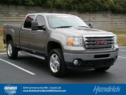 2013 GMC Sierra 2500HD - 1GT121E84DF127291