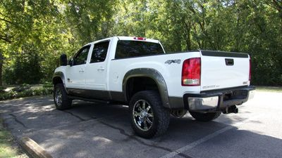 "2013 GMC Sierra 2500HD 4WD Crew Cab 153.7"" SLT - Click to see full-size photo viewer"