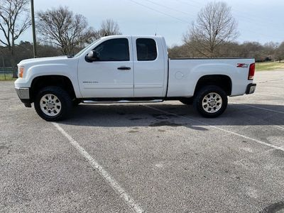 2013 GMC Sierra 2500HD 4WD EXT CAB SLE W/ LEATHER Truck