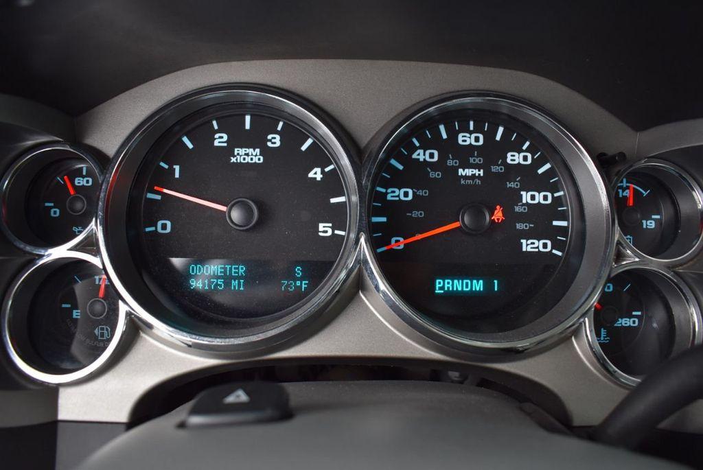 "2013 GMC Sierra 2500HD 5"" Rough Country Lift Kit 22"" Custom Wheels - 18229242 - 14"