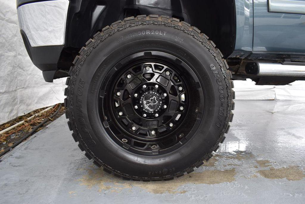 "2013 GMC Sierra 2500HD 5"" Rough Country Lift Kit 22"" Custom Wheels - 18229242 - 6"