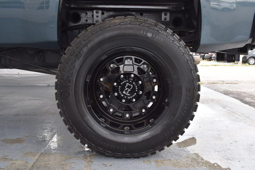 "2013 GMC Sierra 2500HD 5"" Rough Country Lift Kit 22"" Custom Wheels - 18229242 - 7"