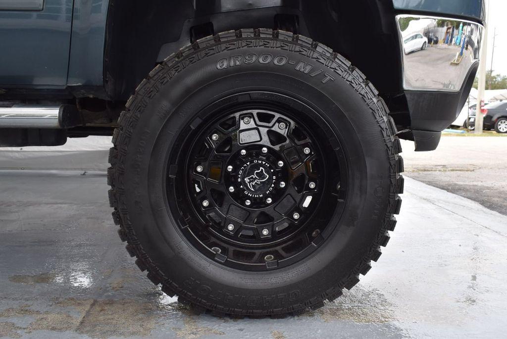 "2013 GMC Sierra 2500HD 5"" Rough Country Lift Kit 22"" Custom Wheels - 18229242 - 8"