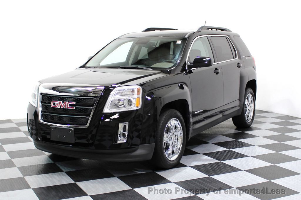 2013 GMC Terrain CERTIFIED TERRAIN SLT WITH NAVIGATION - 16535768 - 0