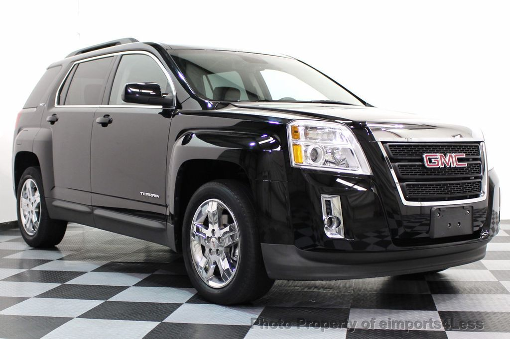 2013 GMC Terrain CERTIFIED TERRAIN SLT WITH NAVIGATION - 16535768 - 14