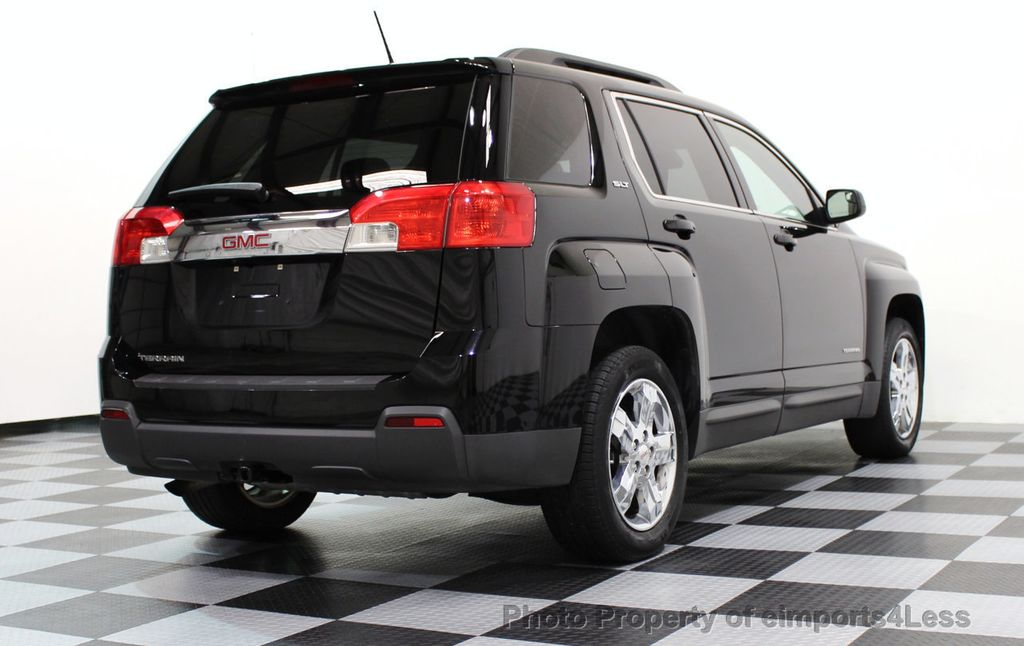 2013 GMC Terrain CERTIFIED TERRAIN SLT WITH NAVIGATION - 16535768 - 17