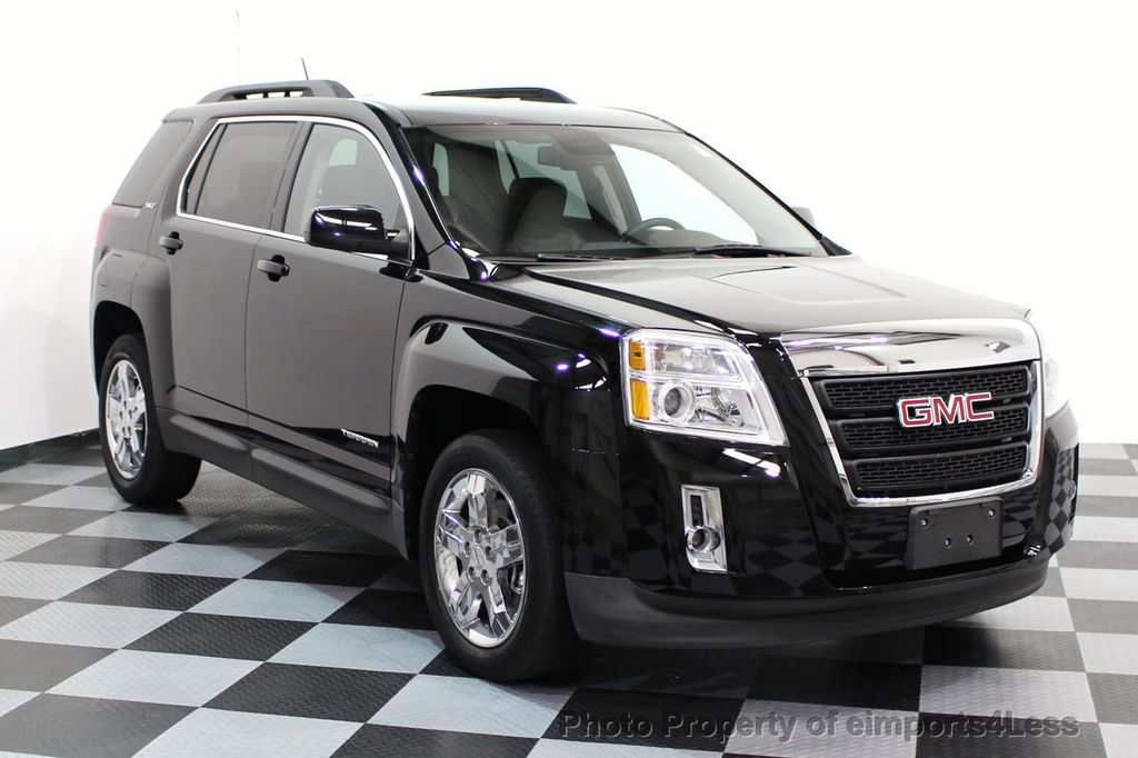 2013 GMC Terrain CERTIFIED TERRAIN SLT WITH NAVIGATION - 16535768 - 1
