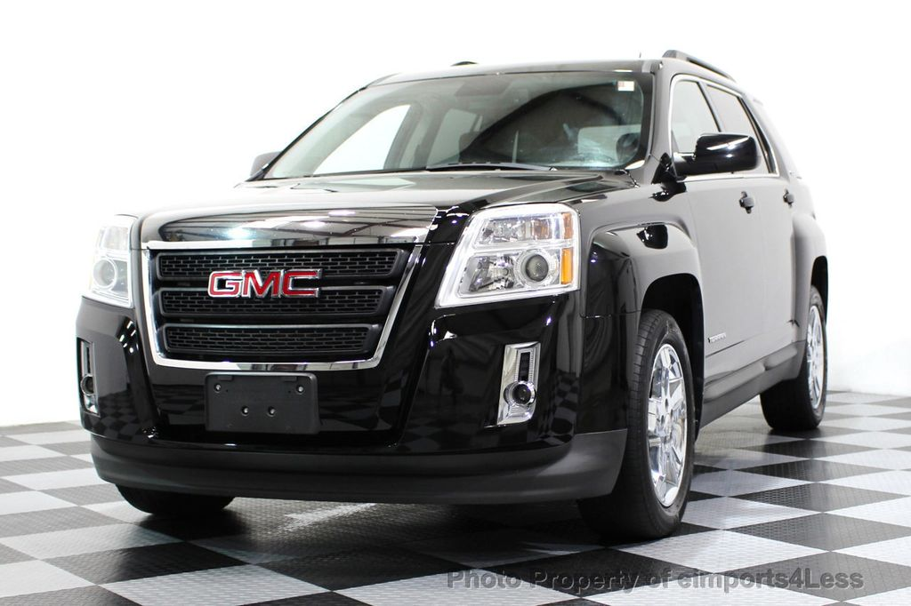 2013 GMC Terrain CERTIFIED TERRAIN SLT WITH NAVIGATION - 16535768 - 27