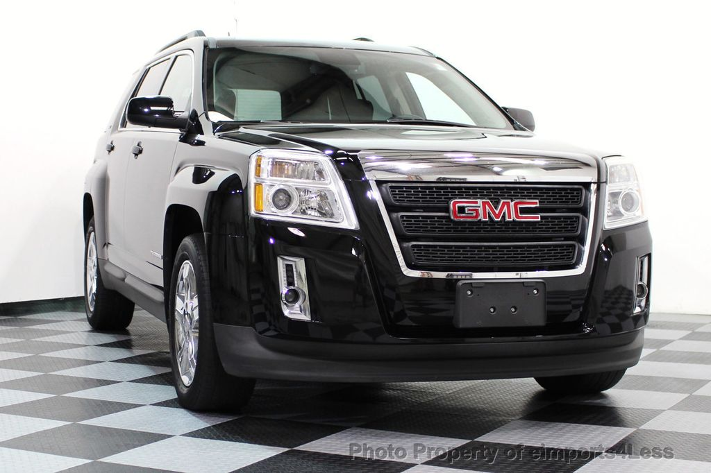 2013 GMC Terrain CERTIFIED TERRAIN SLT WITH NAVIGATION - 16535768 - 28