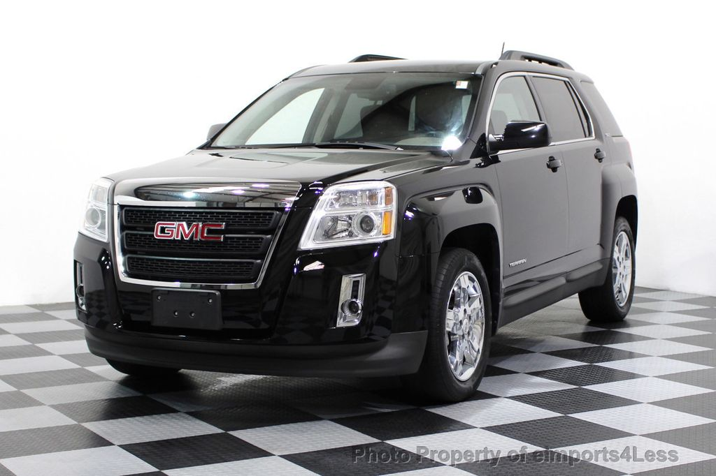 2013 GMC Terrain CERTIFIED TERRAIN SLT WITH NAVIGATION - 16535768 - 40