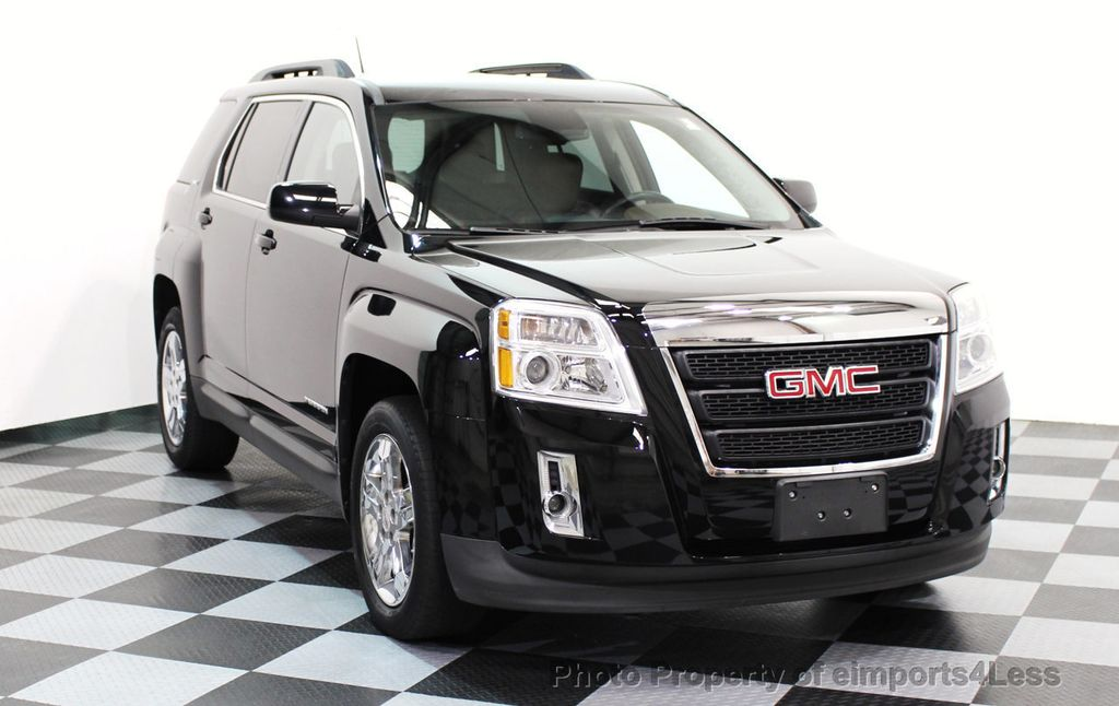 2013 GMC Terrain CERTIFIED TERRAIN SLT WITH NAVIGATION - 16535768 - 41
