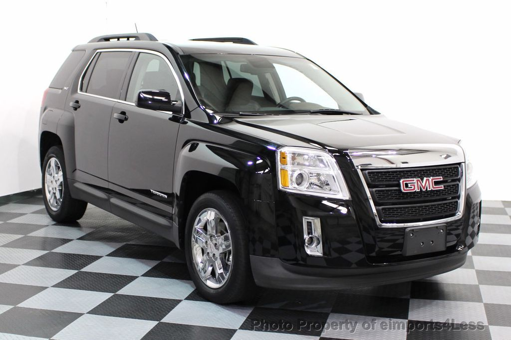 2013 GMC Terrain CERTIFIED TERRAIN SLT WITH NAVIGATION - 16535768 - 45