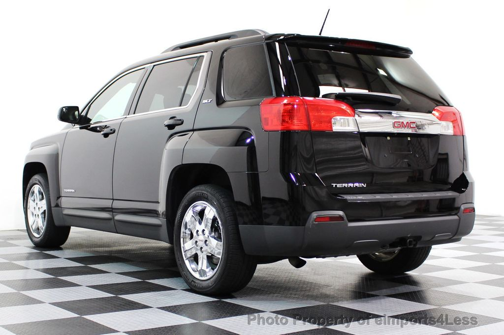 2013 GMC Terrain CERTIFIED TERRAIN SLT WITH NAVIGATION - 16535768 - 46