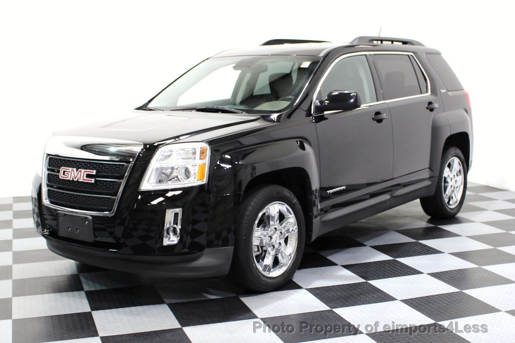 2013 GMC Terrain CERTIFIED TERRAIN SLT WITH NAVIGATION - 16535768 - 48