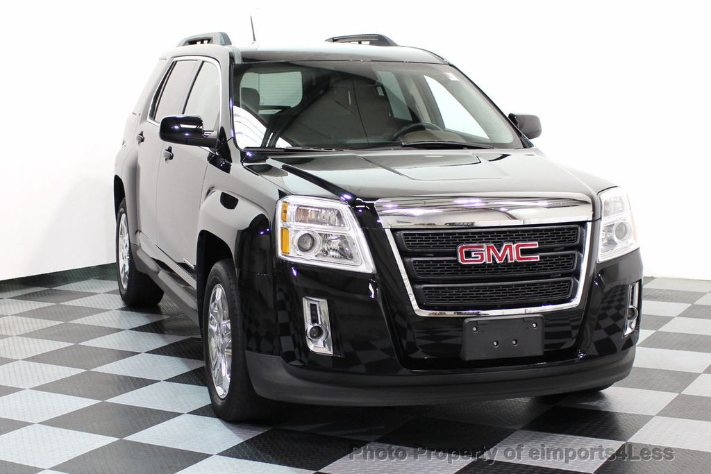 2013 GMC Terrain CERTIFIED TERRAIN SLT WITH NAVIGATION - 16535768 - 49