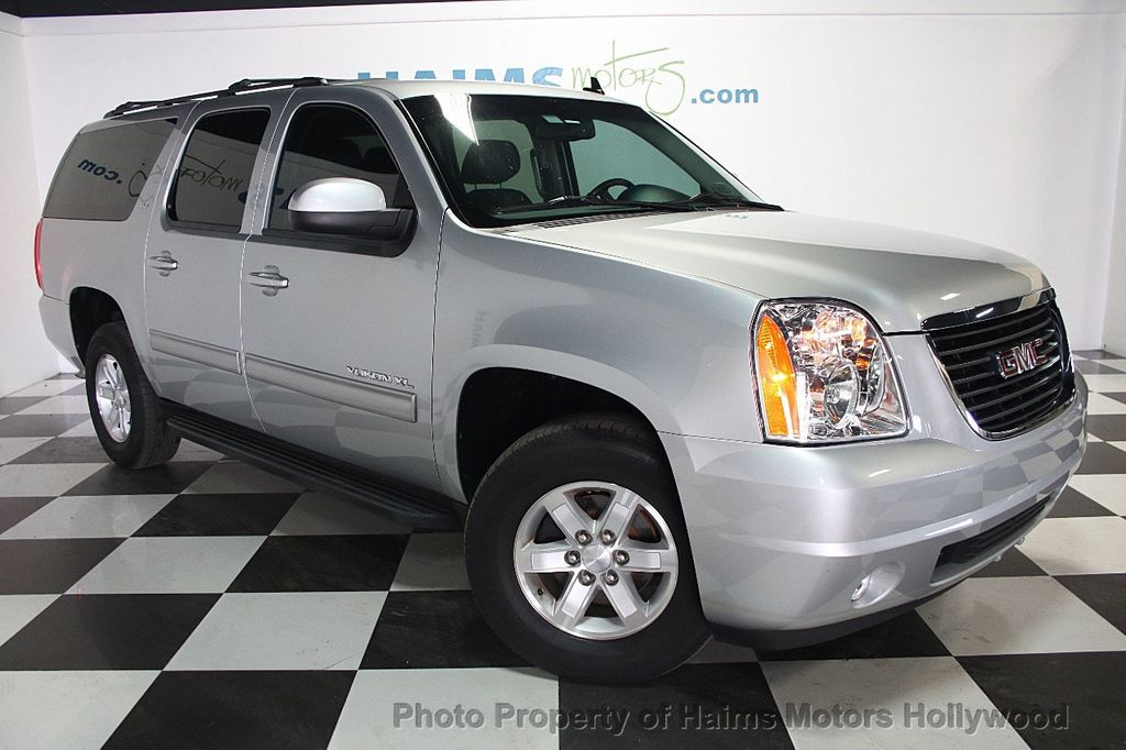 2013 used gmc yukon xl slt at haims motors serving fort lauderdale hollywood miami fl iid. Black Bedroom Furniture Sets. Home Design Ideas