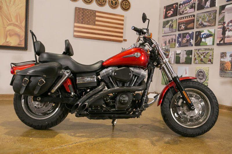 Harley Davidson Fat Bob >> Details About 2013 Harley Davidson Dyna Fat Bob Fxdf