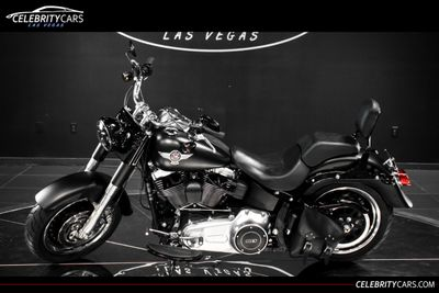 2013 Harley-Davidson FLSTFB Softail Fat Boy