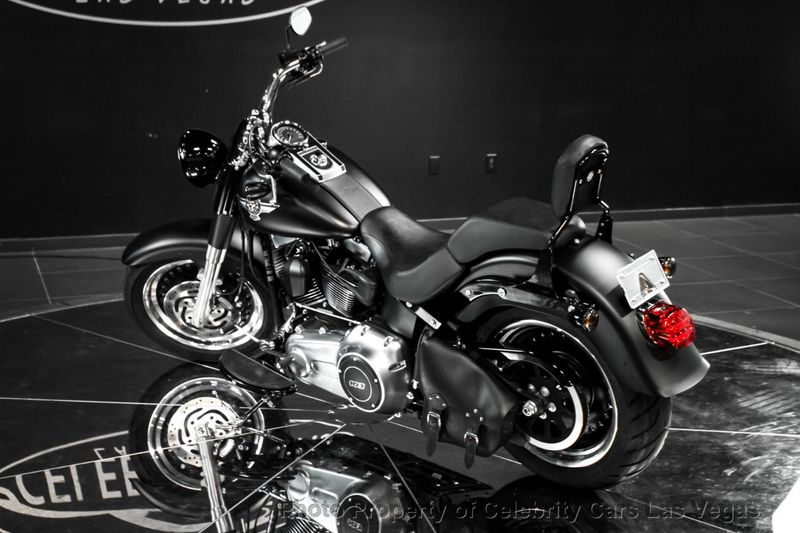 2013 Harley-Davidson FLSTFB Softail Fat Boy - Click to see full-size photo viewer
