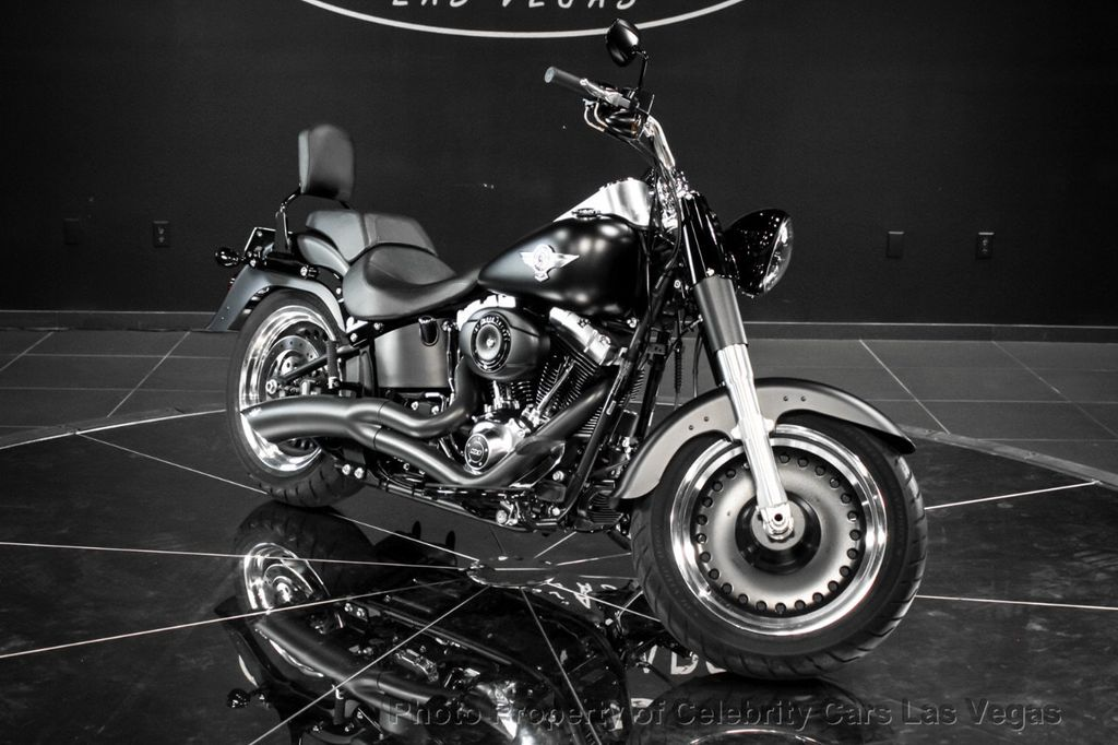 2013 Harley-Davidson FLSTFB Softail Fat Boy - 16779876 - 5