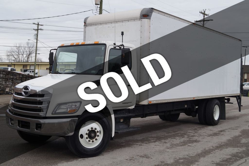 2013 Hino 338 2013 HINO HINO 338 1-OWNER OFF LEASE GREAT DEAL 615-678-7444 - 18379702 - 0