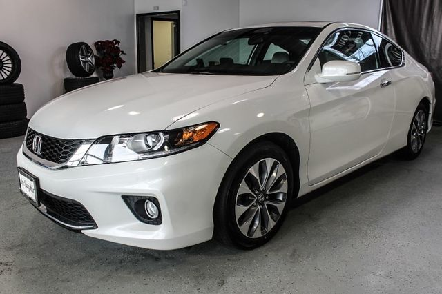 2013 Honda Accord Coupe 2dr I4 Automatic EX