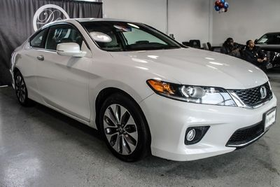 ... 2013 Honda Accord Coupe 2dr I4 Automatic EX   Click To See Full Size  Photo