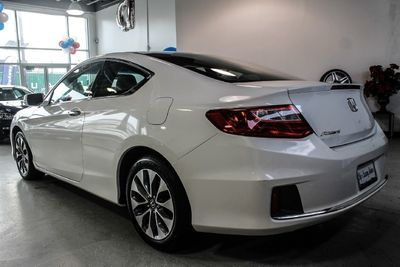 2013 Honda Accord Coupe 2dr I4 Automatic EX - Click to see full-size photo viewer