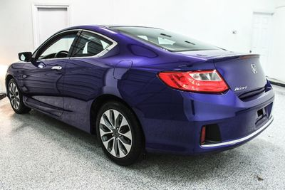 2013 Honda Accord Coupe 2dr I4 Automatic LX-S - Click to see full-size photo viewer