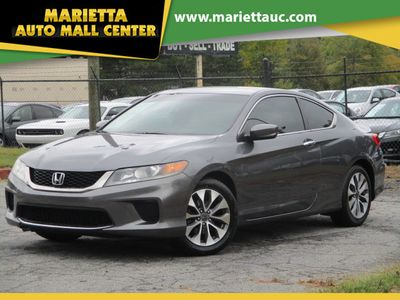 2013 Honda Accord Coupe 2dr I4 Automatic LX-S