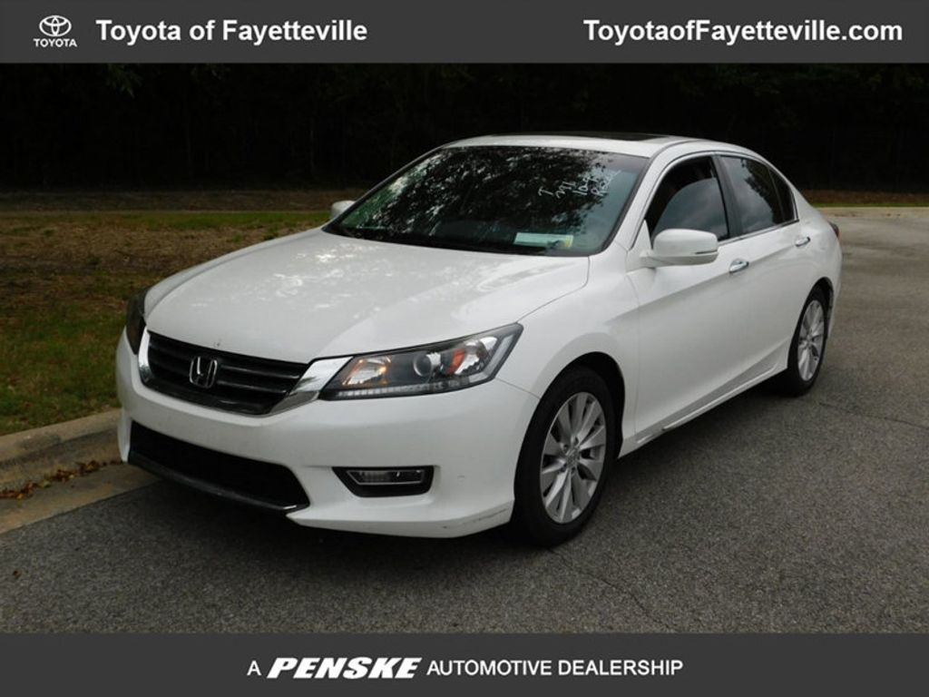 2013 Honda Accord Sedan 4dr I4 CVT EX   18187128   0
