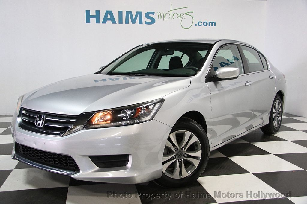 2013 used honda accord sedan 4dr i4 cvt lx at haims motors serving fort lauderdale hollywood. Black Bedroom Furniture Sets. Home Design Ideas