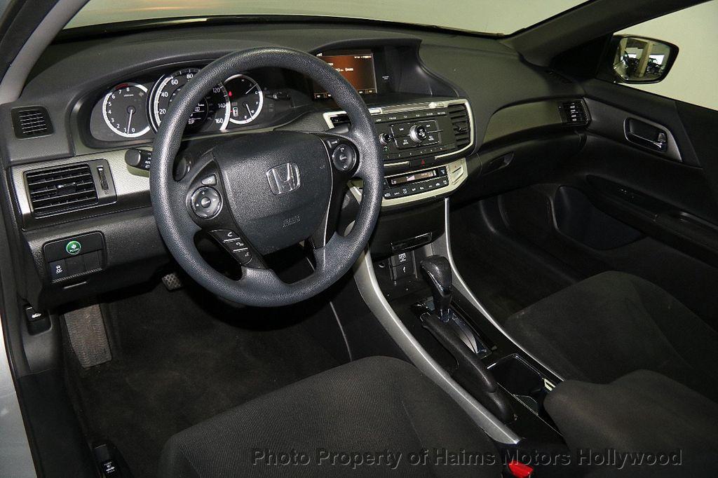 2013 used honda accord sedan 4dr i4 cvt lx at haims motors for Honda accord cvt lx