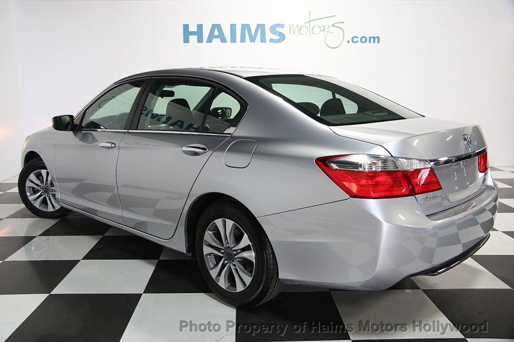 2013 used honda accord sedan 4dr i4 cvt lx at haims motors