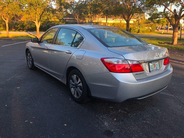 2013 used honda accord sedan 4dr i4 cvt lx at a luxury for Used 2013 honda accord coupe